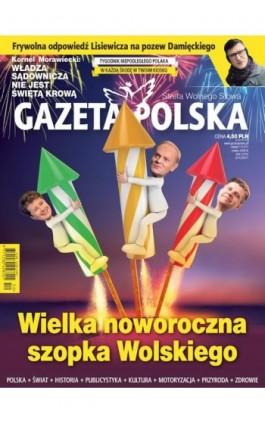 Gazeta Polska 27/12/2017 - Ebook