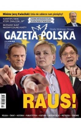 Gazeta Polska 24/01/2018 - Ebook