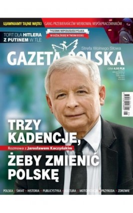 Gazeta Polska 31/01/2018 - Ebook