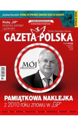 Gazeta Polska 05/04/2017 - Ebook