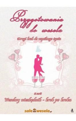 Przygotowania do wesela - Małgorzata Michalska - Ebook - 978-83-63548-51-3