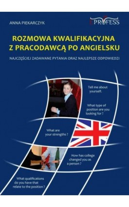 Rozmowa Kwalifikacyjna z Pracodawcą Po Angielsku - Anna Piekarczyk - Ebook - 978-83-63435-09-7