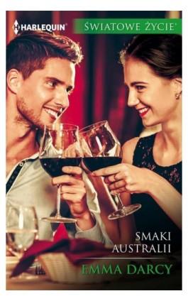 Smaki Australii - Emma Darcy - Ebook - 978-83-276-3385-9
