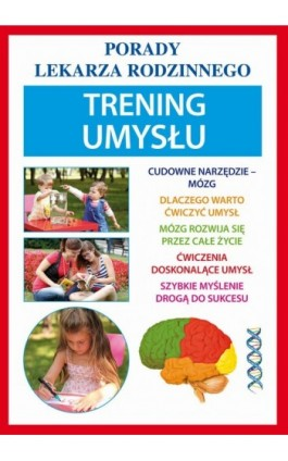 Trening umysłu - Agnieszka Umińska - Ebook - 978-83-7898-358-3