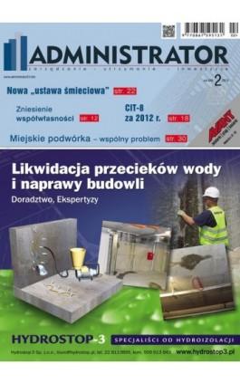 Administrator 2/2013 - Ebook