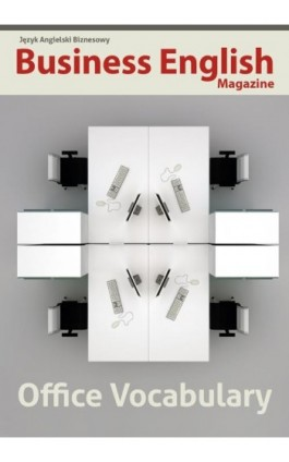 Office Vocabulary - Daria Frączek - Ebook - 978-83-64340-87-1