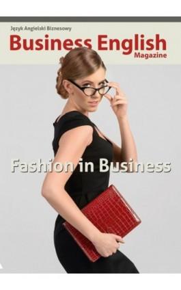 Fashion in Business - Daria Frączek - Ebook - 978-83-64340-82-6
