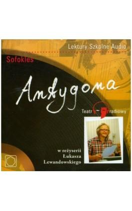 Antygona - Sofokles - Audiobook - 978-83-7568-881-8