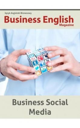 Business Social Media - Janet Sandford - Ebook - 978-83-64340-79-6