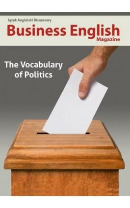 The Vocabulary of Politics - Daria Frączek - Ebook - 978-83-64340-86-4