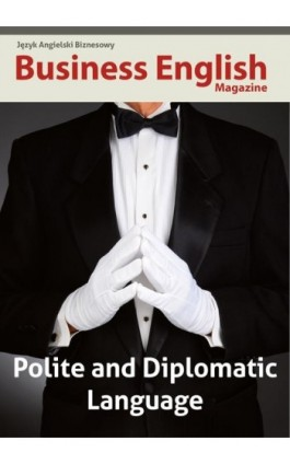 Polite and Dyplomatic Language - Daria Frączek - Ebook - 978-83-64340-85-7