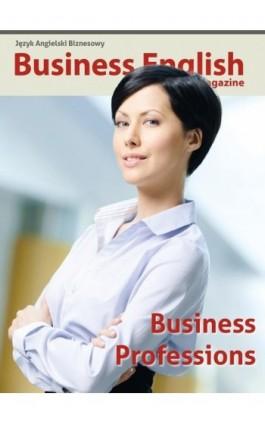 Business Professions - Daria Frączek - Ebook - 978-83-64340-80-2