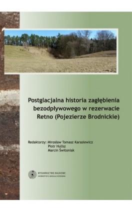 Postglacjalna historia zagłębienia bezodpływowego w rezerwacie Retno (Pojezierze Brodnickie) - Ebook - 978-83-231-2843-4