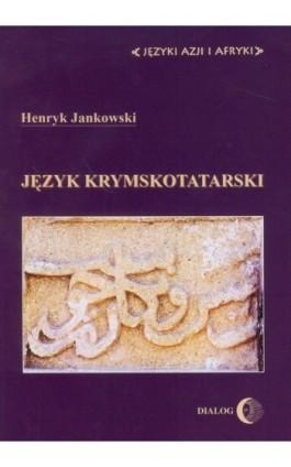Język krymskotatarski - Henryk Jankowski - Ebook - 978-83-8002-615-5