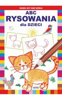 ABC rysowania dla dzieci - Krystian Pruchnicki - Ebook - 978-83-7774-513-7