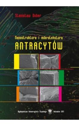 Nanostruktura i mikrotekstura antracytów - Stanisław Duber - Ebook - 978-83-8012-650-3