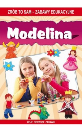 Modelina - Beata Guzowska - Ebook - 978-83-7774-549-6