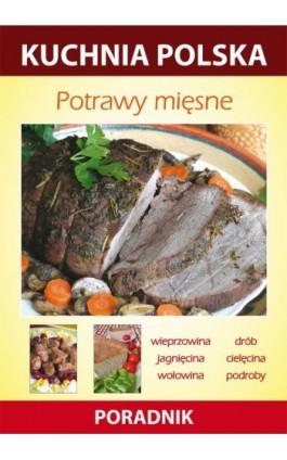 Potrawy mięsne - Anna Smaza - Ebook - 978-83-7774-573-1