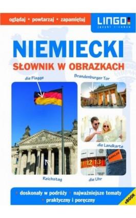 Niemiecki Słownik w obrazkach - Praca zbiorowa - Ebook - 978-83-7892-584-2