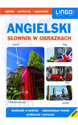 Angielski Słownik w obrazkach - Praca zbiorowa - Ebook - 978-83-7892-583-5