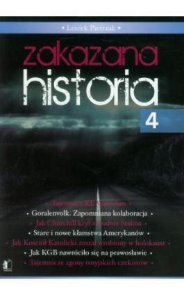 Zakazana historia 4 - Leszek Pietrzak - Ebook - 978-83-62908-70-7