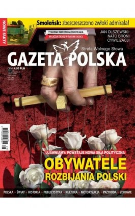 Gazeta Polska 12/07/2017 - Ebook