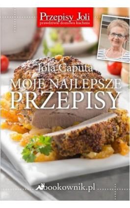 Moje najlepsze przepisy - phone active - Jola Caputa - Ebook - 978-83-939509-4-2