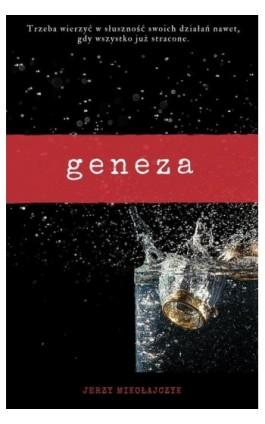 Geneza - Jerzy Mikołajczyk - Ebook - 978-83-8119-115-9