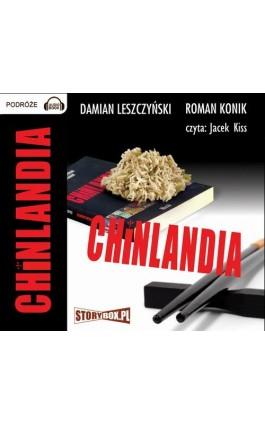 Chinlandia - Roman Konik - Audiobook - 978-83-7927-135-1