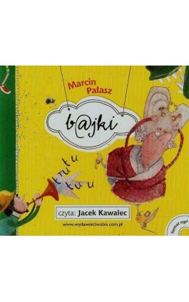 B@jki - Marcin Pałasz - Audiobook - 978-83-7551-291-5