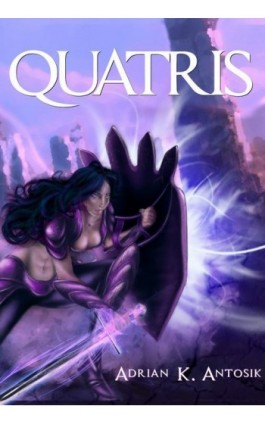 Quatris - Adrian K. Antosik - Ebook - 978-83-63783-33-4