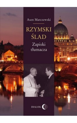 Rzymski ślad - Asen Marczewski - Ebook - 978-83-8002-406-9