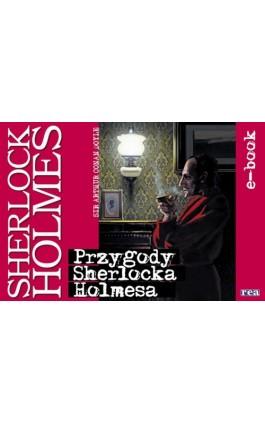 Przygody Sherlocka Holmes'a - Arthur Conan Doyle - Ebook - 978-83-7544-532-9