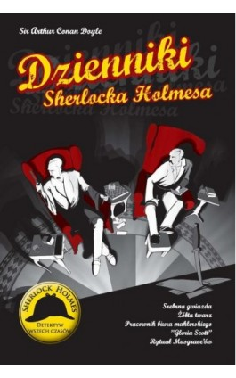 Dzienniki Sherlocka Holmesa - Arthur Conan Doyle - Ebook - 978-83-7993-249-8