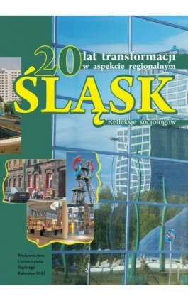 20 lat transformacji w aspekcie regionalnym - Ebook - 978-83-8012-652-7