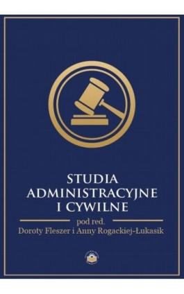 Studia administracyjne i cywilne - Ebook - 978-83-65682-48-2