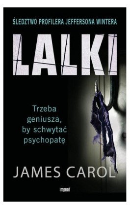 Lalki - James Carol - Ebook - 978-83-7705-652-3