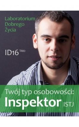Twój typ osobowości: Inspektor (ISTJ) - Praca zbiorowa - Ebook - 978-83-7981-027-7