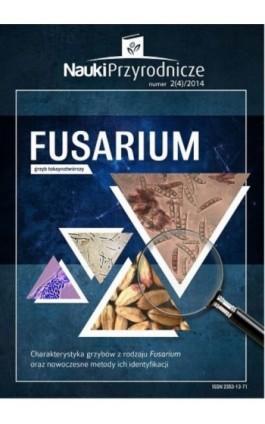 Nauki Przyrodnicze nr 2 (4)/2014 - Adam Kuzdraliński - Ebook