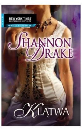 Klątwa - Shannon Drake - Ebook - 978-83-238-7716-5