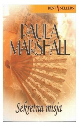Sekretna misja - Paula Marshall - Ebook - 978-83-238-7692-2
