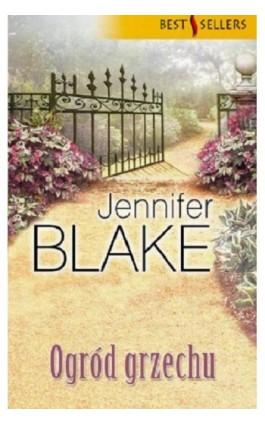 Ogród grzechu - Jennifer Blake - Ebook - 978-83-238-7694-6