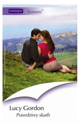 Prawdziwy skarb - Lucy Gordon - Ebook - 978-83-238-7589-5