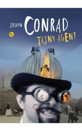 Tajny agent - Joseph Conrad - Ebook - 978-83-7779-468-5