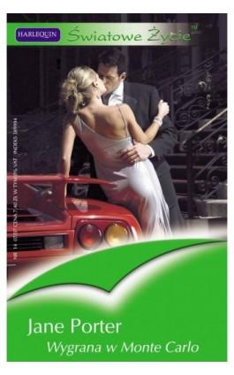 Wygrana w Monte Carlo - Jane Porter - Ebook - 978-83-238-7620-5