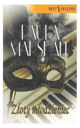 Złoty młodzieniec - Paula Marshall - Ebook - 978-83-238-7693-9