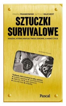 Sztuczki survivalowe - Paweł Frankowski - Ebook - 978-83-7642-776-8