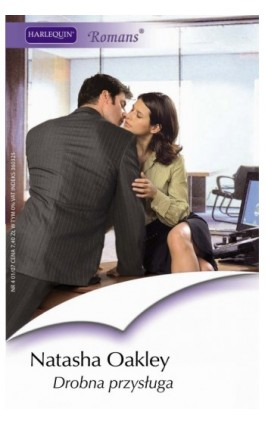 Drobna przysługa - Natasha Oakley - Ebook - 978-83-238-7575-8