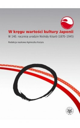 W kręgu wartości i kultury Japonii - Ebook - 978-83-235-1472-5