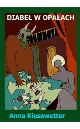 Diabeł w opałach - Anna Kiesewetter - Ebook - 978-83-7859-256-3